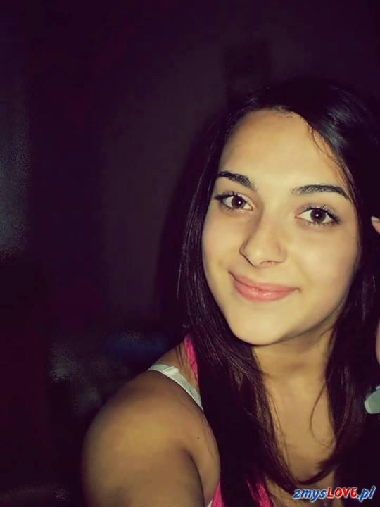 Justyna, 18 lat
