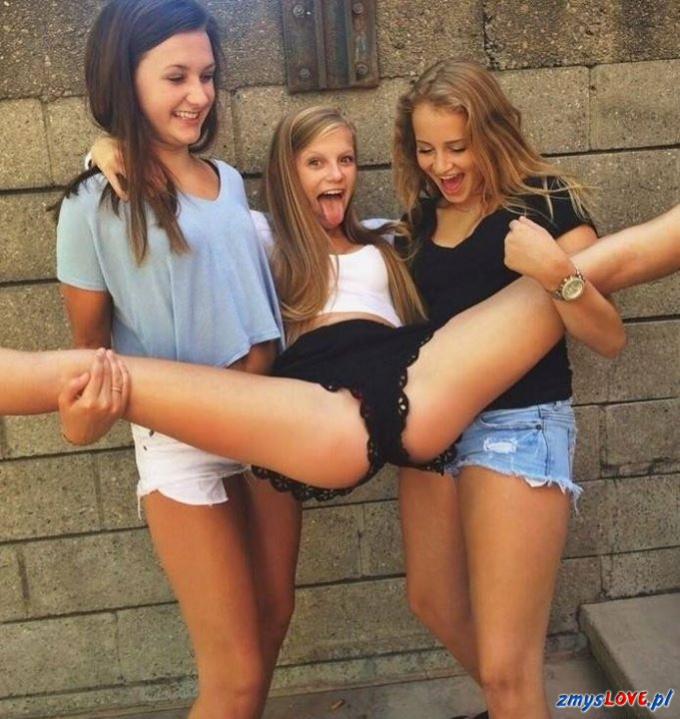Kasia, Madzia i Paulina