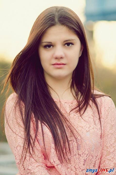 Gabrysia, 17 lat