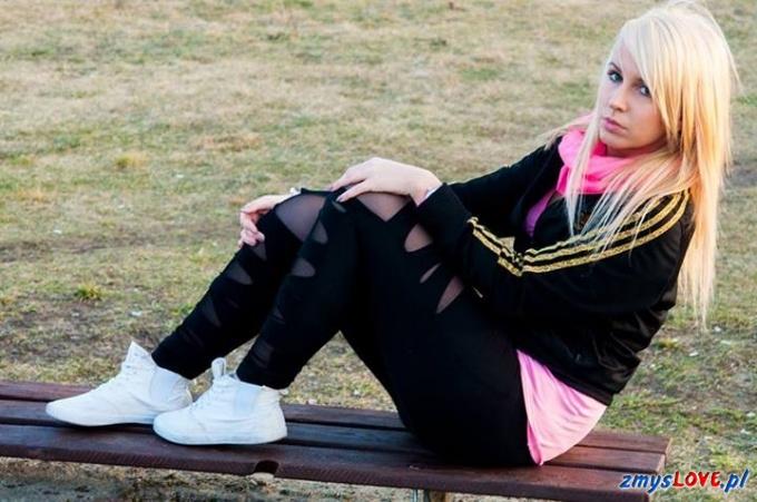 Sandra z Bydgoszczy, 24 lata