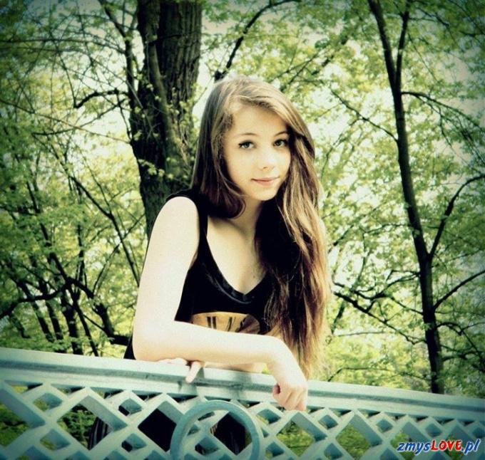 Monika, 15 lat