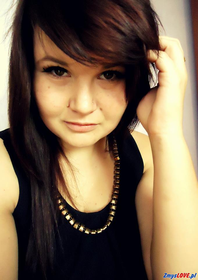 Madzia, 17 lat