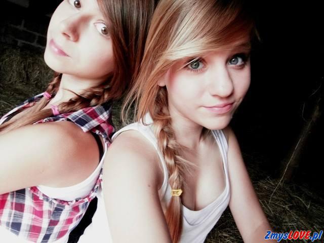 Sara, Ela, lat 15, Poręba