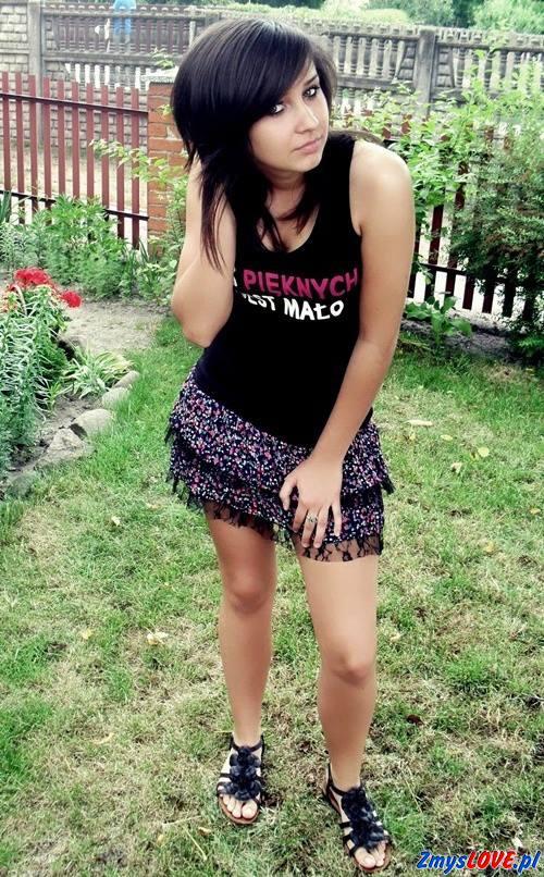 Kamila, 18 lat, Szczytna