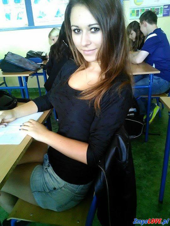 Zuzanna, 17 lat, Wadowice