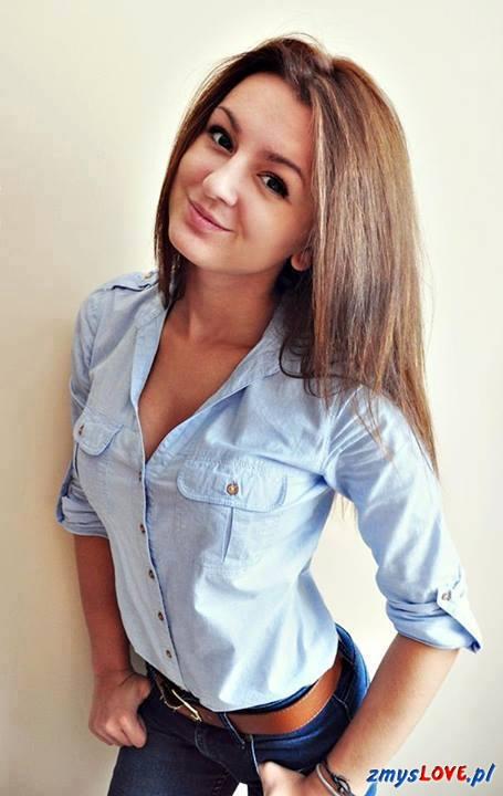 Angelika, 18 lat