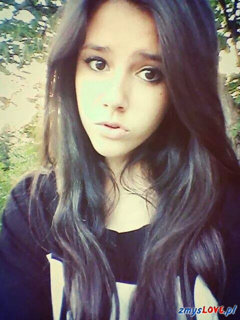 Magda, 16 lat z Wieliczki