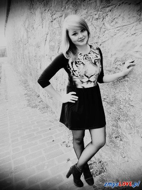 Sylwia, 15 lat