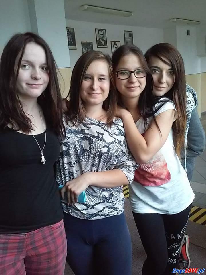 Marieta, Aneta, Daria, Paulina
