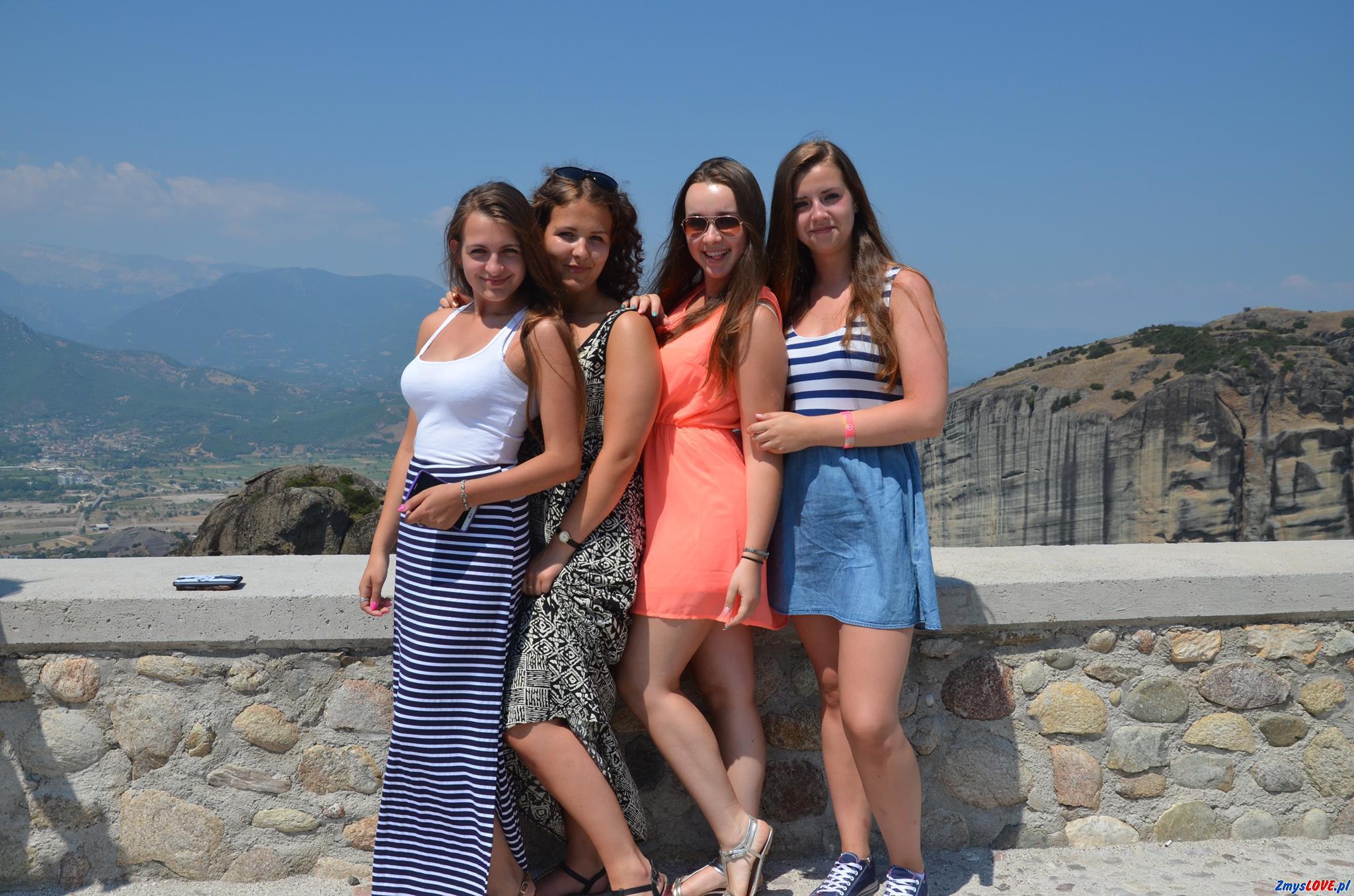 Agnieszka, Karolina, Asia, Kasia