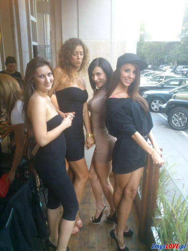Kamila, Monika, Giustina i Klaudia