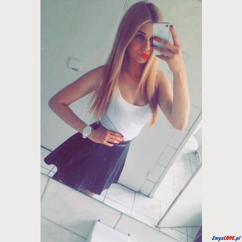 Oliwia, 19 lat, Lidzbark