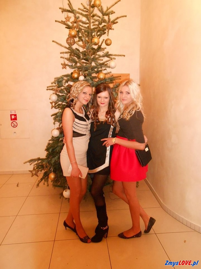Dorota, Wiola i Ania