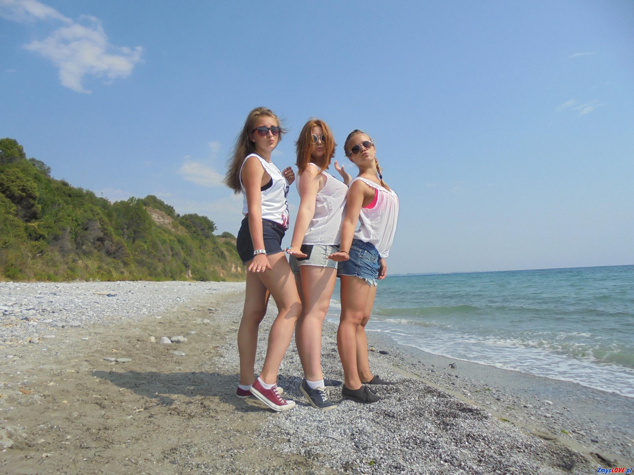 Agnieszka, Ola i Jola