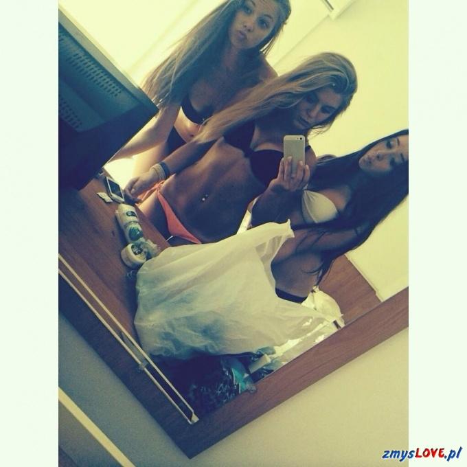 Klaudia, Kamila i Magdalena