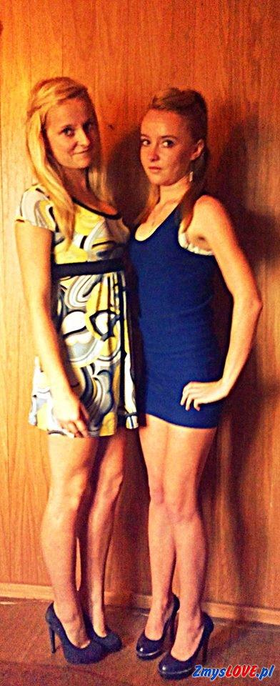 Aneta i Sylwia