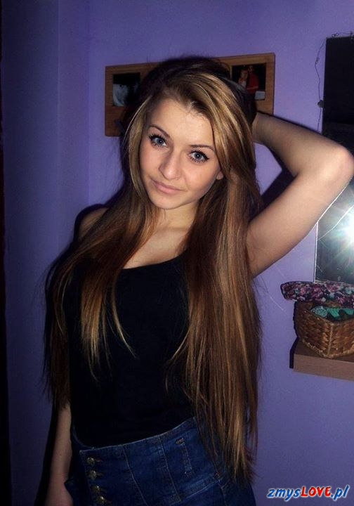 Monika, 19 lat