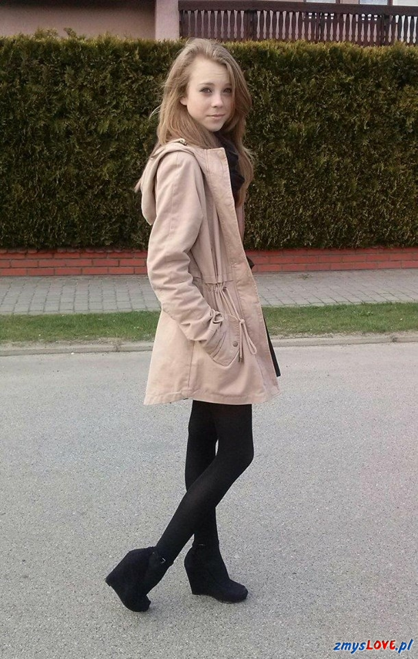 Marcelina, 15 lat, Rydułtowy