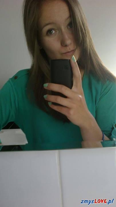 Paulina, 16 lat, Pieńsk
