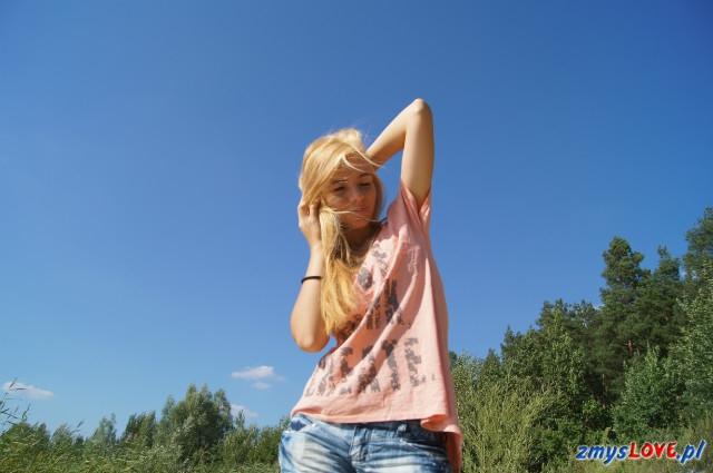 Iza, 17 lat