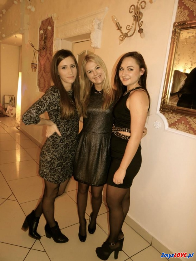 Magda, Karolina i Angelika