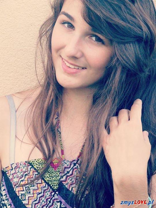 Klaudia, 16 lat