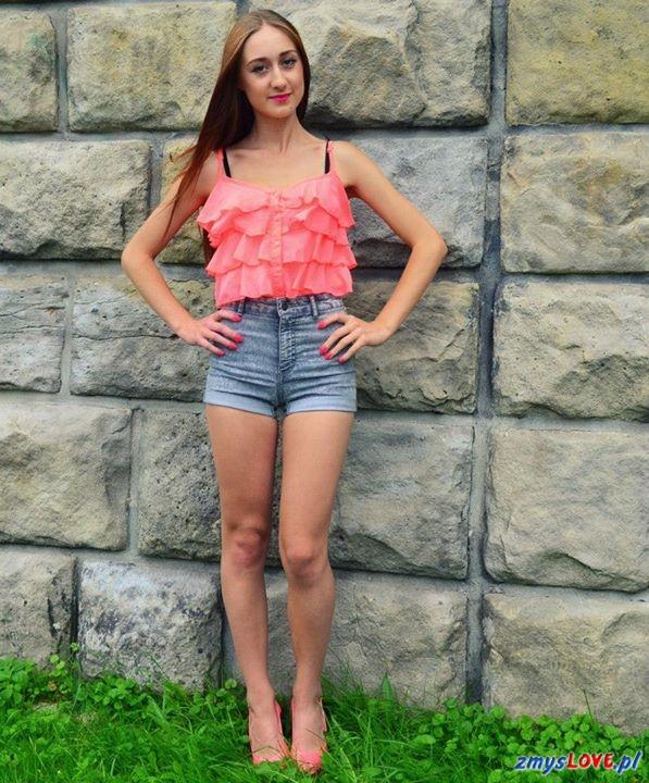 Justyna – 17 lat