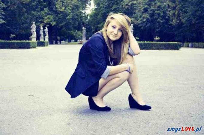 Sandra, lat 17, Jedwabne