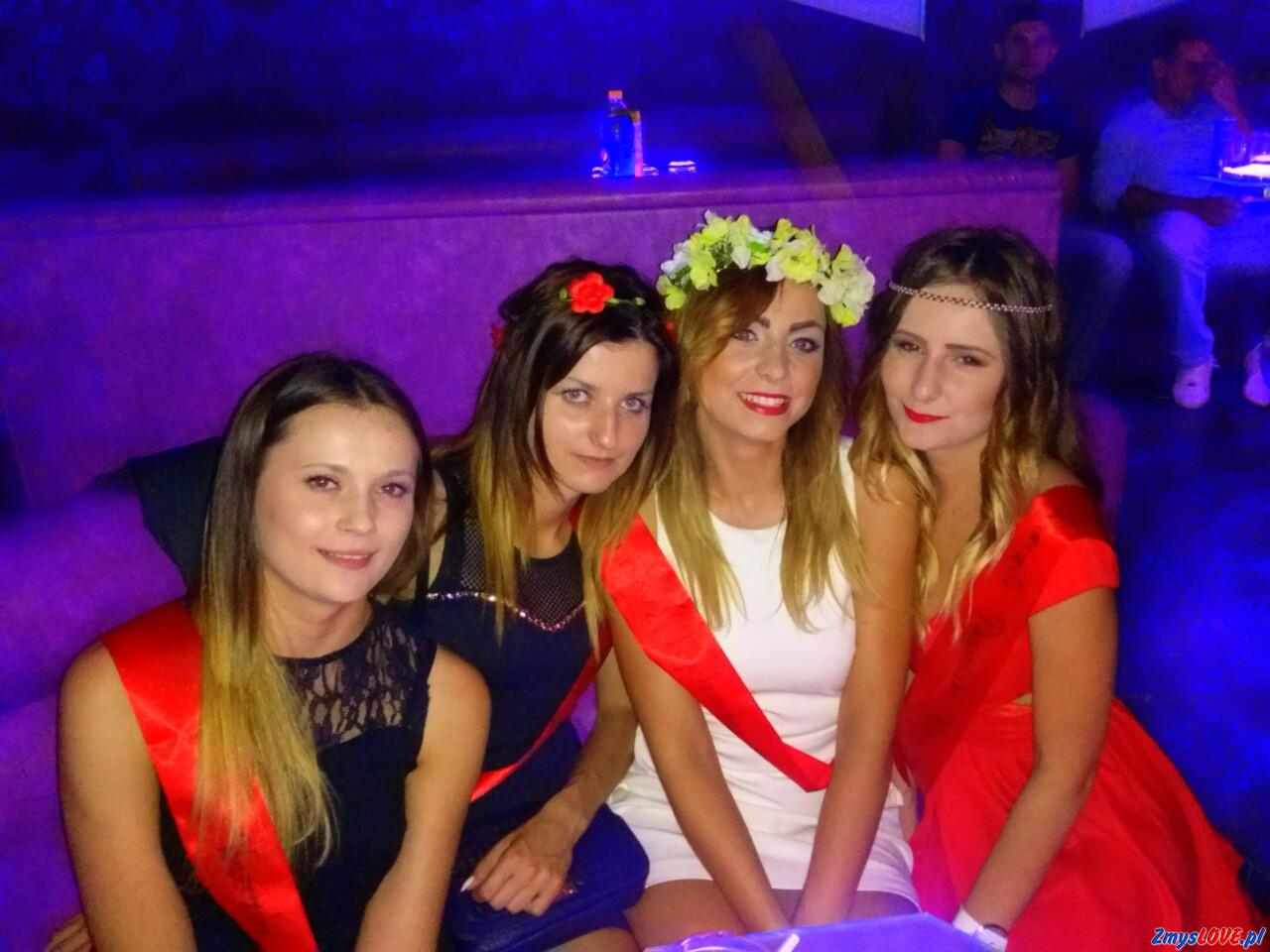 Ania, Iwona, Małgosia i Ksenia