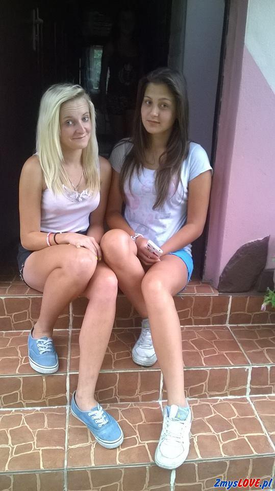 Aneta i Iza, Pszczyna