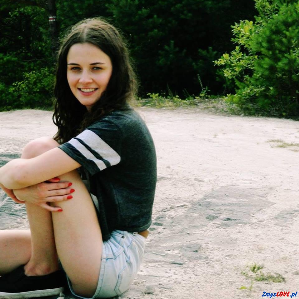 Aleksandra, 17 lat, Paczków