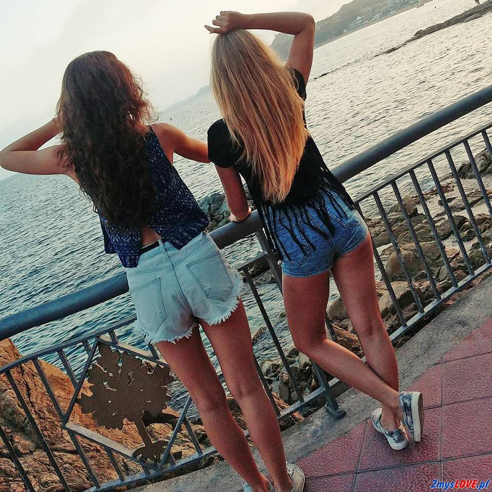 Oliwia i Karolina