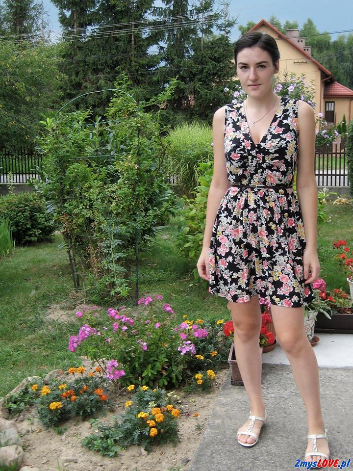Agnieszka, 17 lat