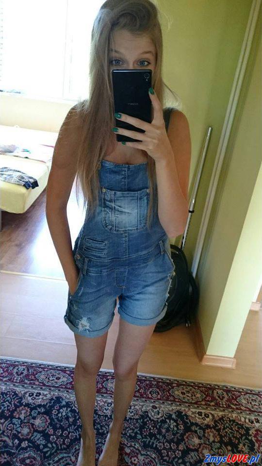 Paulina, 16 lat, Giżycko