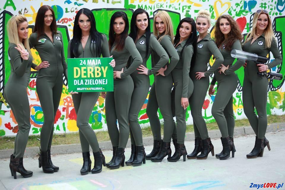 Derby dla zielonej
