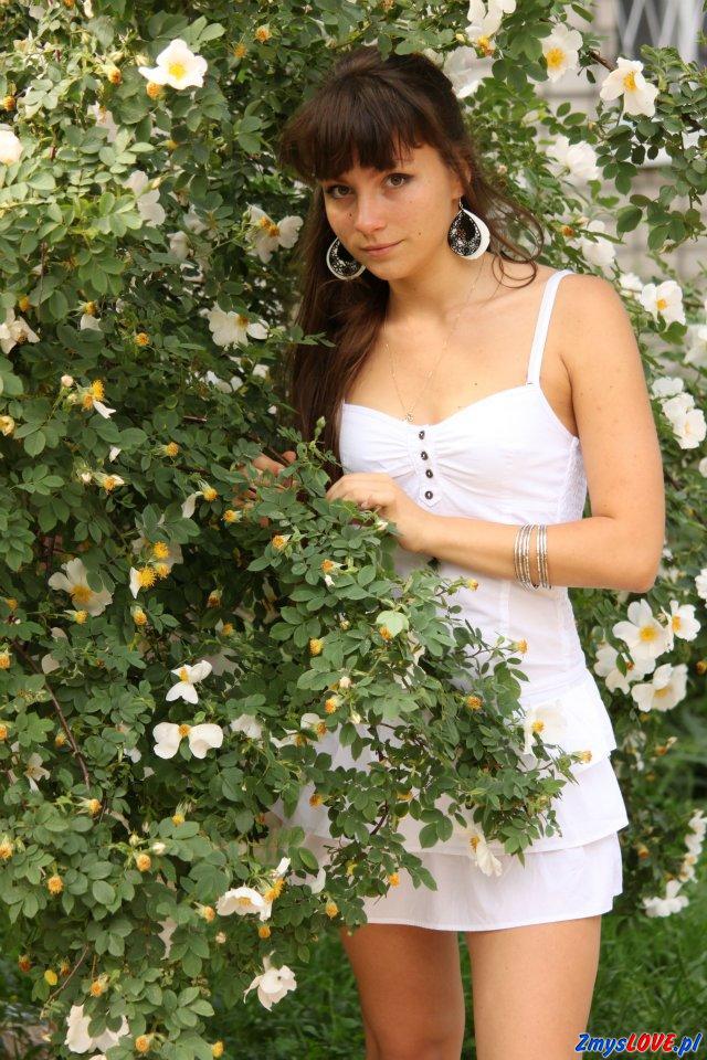 Krysia, 17 lat