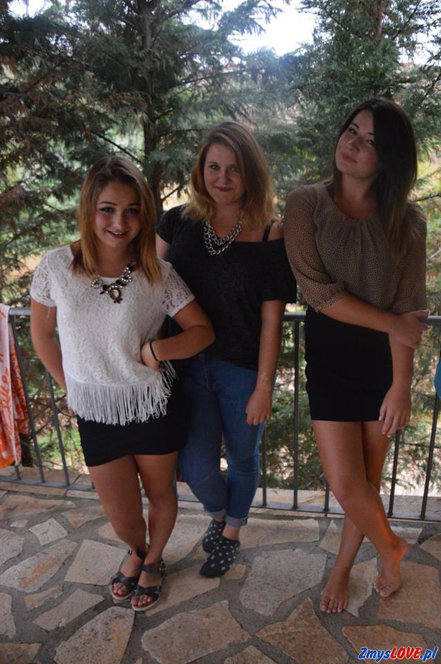 Kamila, Paulina i Teresa