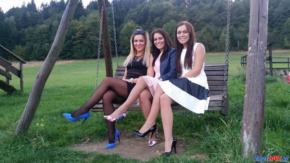 Natalia, Aneta i Magda