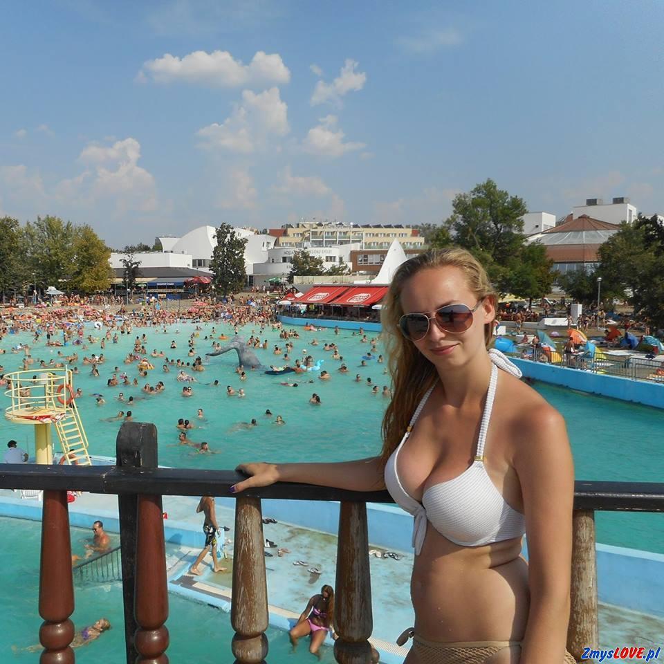 Kasia – fotka z wakacji 2015
