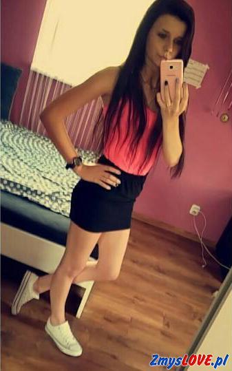 Klaudia, 16 lat, Paczków