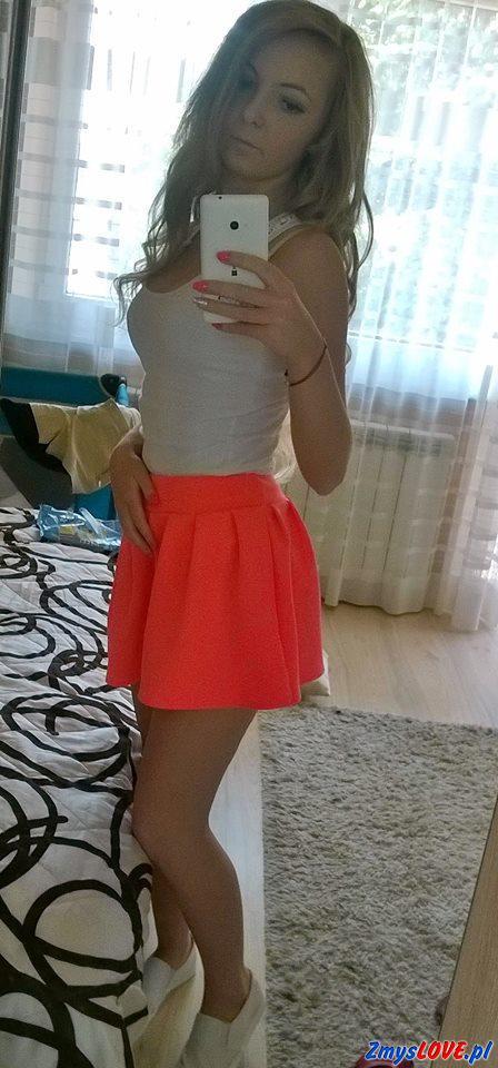 Agnieszka, lat 19