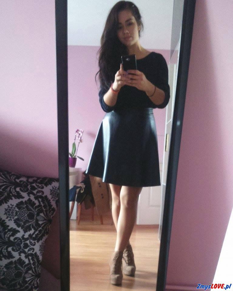 Justyna, 17 lat, Szczecin