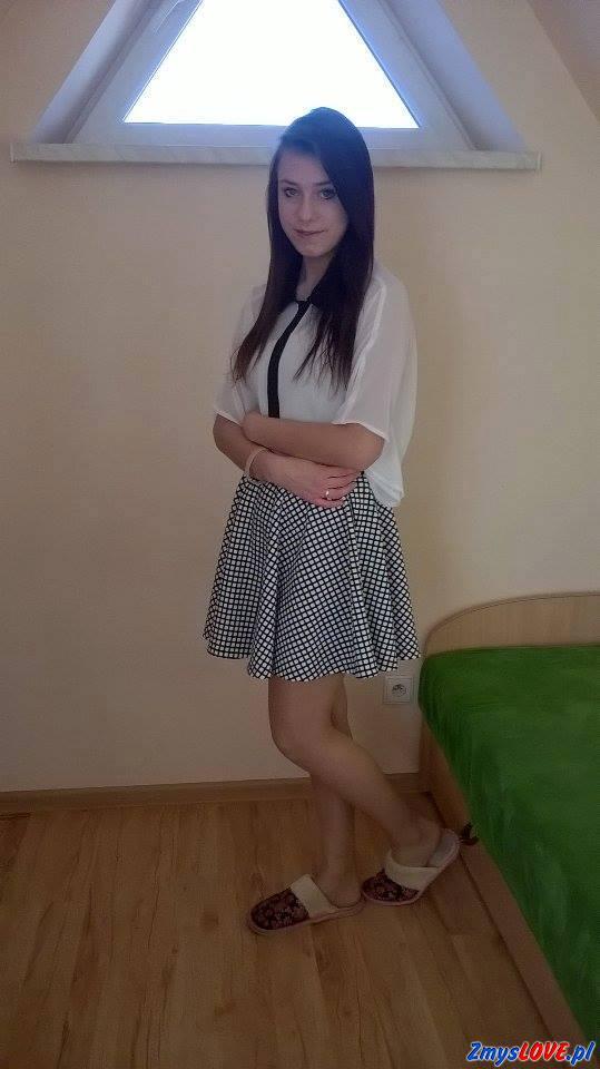 Klaudia, 17 lat, Chrzanów