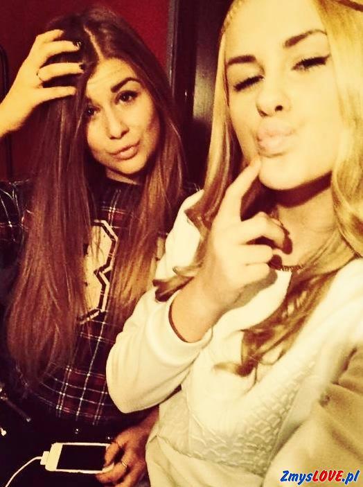 Weronika i Sonia, 18 lat