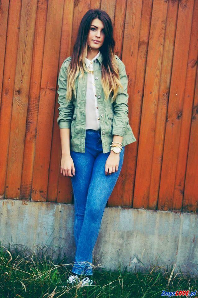 Ksenia, lat 18, Zawiercie
