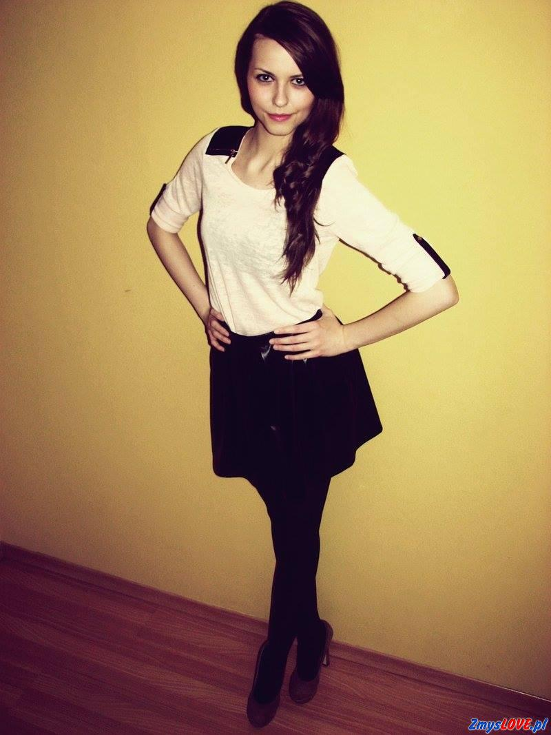 Oliwia, lat 19, Nidzica
