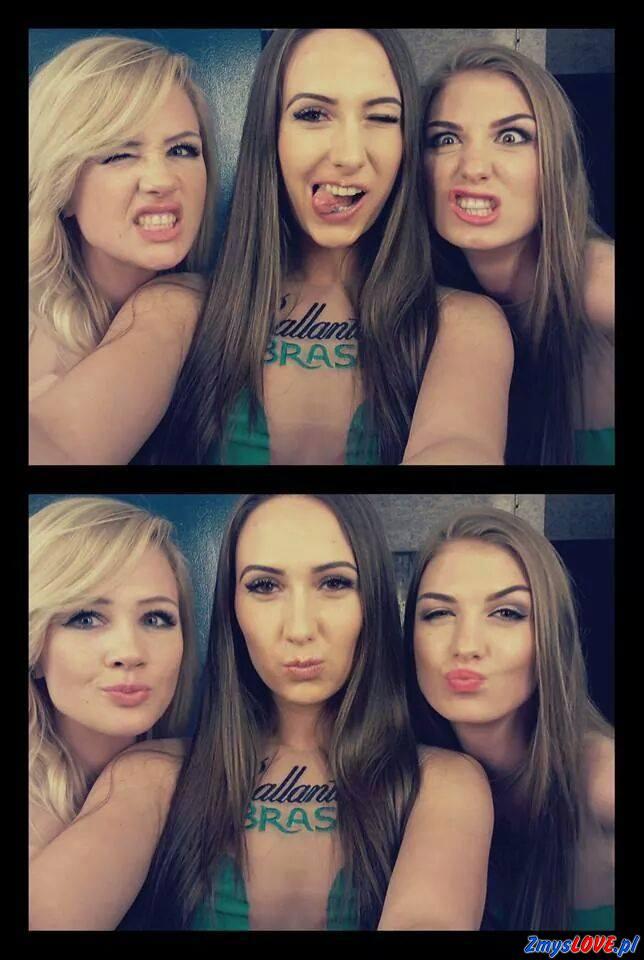 Dagna, Zuzanna, Viktoria, 18 lat
