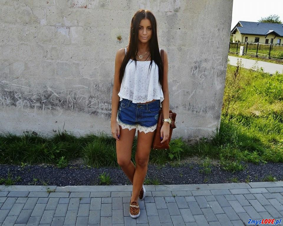 Basia, 24 lata, Nysa