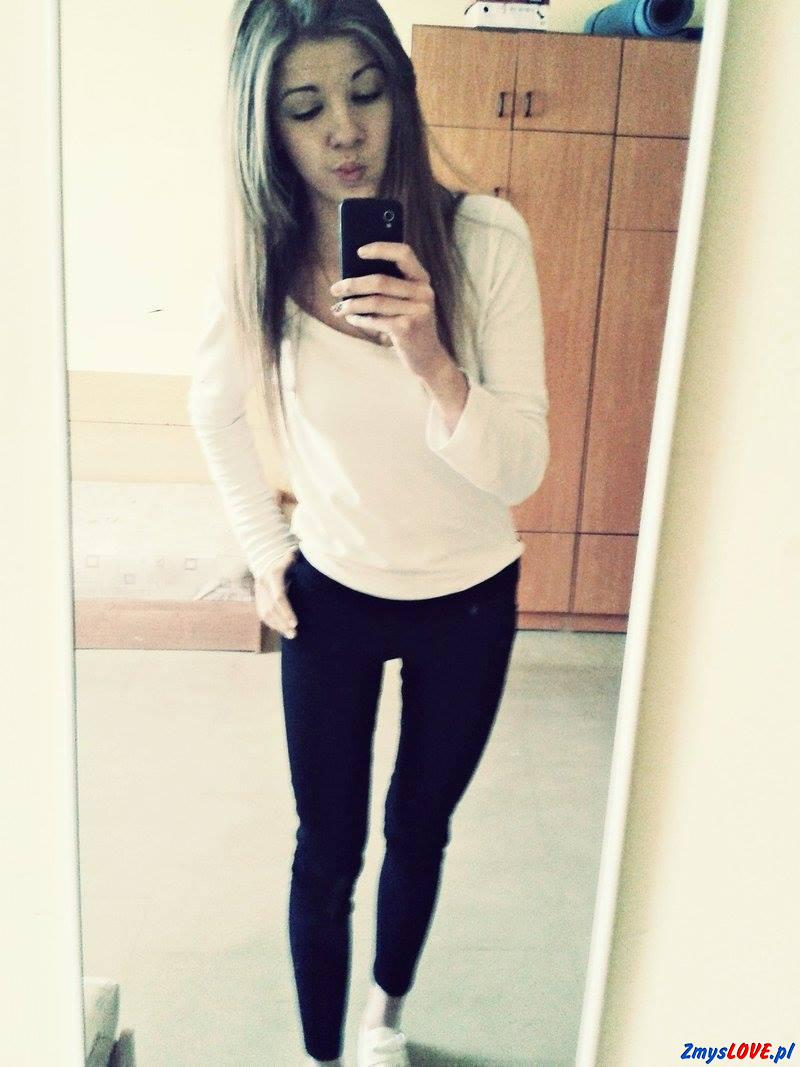 Basia, 15 lat, Wąchock