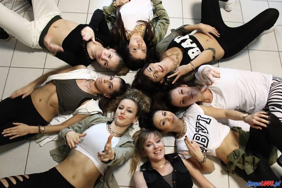 Zwariowane dziewczyny :)
